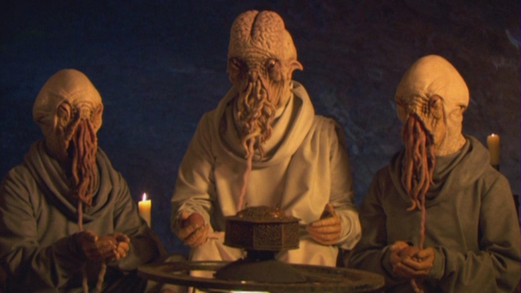 """""""Ood"""" is a reference to Dr. Who. ...  Yes, I speak geek."""